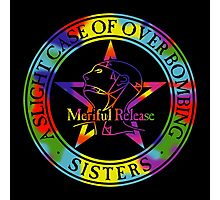 The Sisters Of Mercy - The Worlds End - A slight Case of Over Bombing Photographic Print