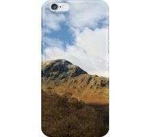 Grisedale Views iPhone Case/Skin