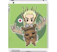 Thranduil iPad Case/Skin