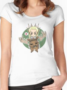 Thranduil Women's Fitted Scoop T-Shirt