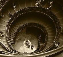 Staircase by Celia Bell