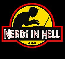 Nerds in Hell! by agliarept
