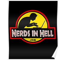 Nerds in Hell! Poster