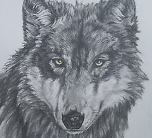 Nobling's Wolf by Beth Clark-McDonal