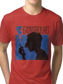Serge Gainsbourg Tri-blend T-Shirt