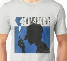 Serge Gainsbourg Unisex T-Shirt