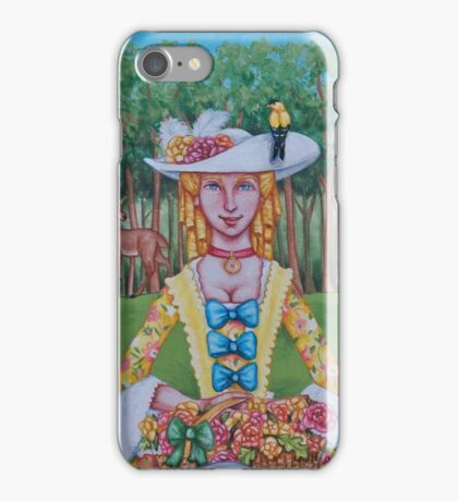 Summer Colonial iPhone Case/Skin