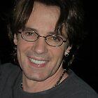 Rick Springfield Closeup by daydremr