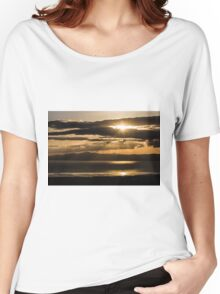 Donegal Sunset Women's Relaxed Fit T-Shirt