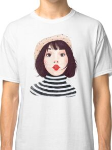 French woman Classic T-Shirt