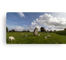 Avebury Stone Circle Canvas Print