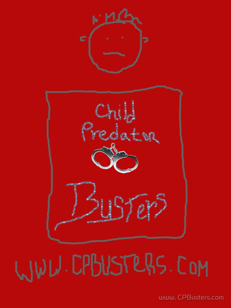 Child Predator Busters Logo by www. CPBusters.com
