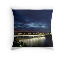 Brisbane Sunset Throw Pillow