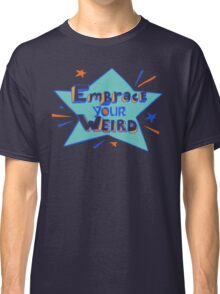 Official Felicia Day - Embrace Your Weird Apparel Classic T-Shirt