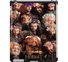 dangerous dwarfs   iPad Case/Skin