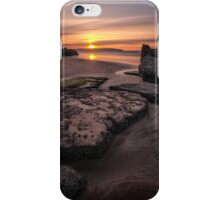 Castlerock Sunset iPhone Case/Skin