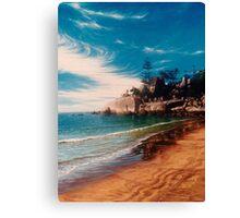 Balding Bay - Magnetic Island Canvas Print