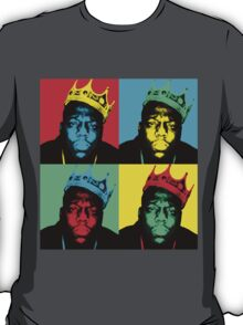 Biggie Warhol T-Shirt