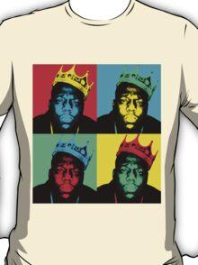 Biggie Warhol T-Shirt