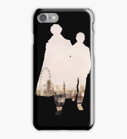 Sherlock London Skyline iPhone Case/Skin