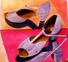 My Dancing Shoes by BeenaKhan