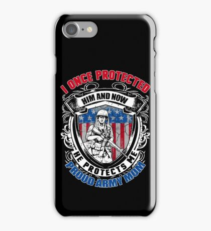Army Mom iPhone Case/Skin