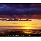 Clairview Sunrise by Paul Cotelli