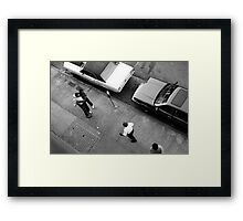 A Perspective Framed Print