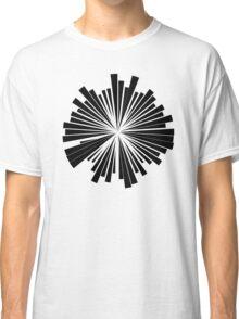 Abstract Motif Classic T-Shirt