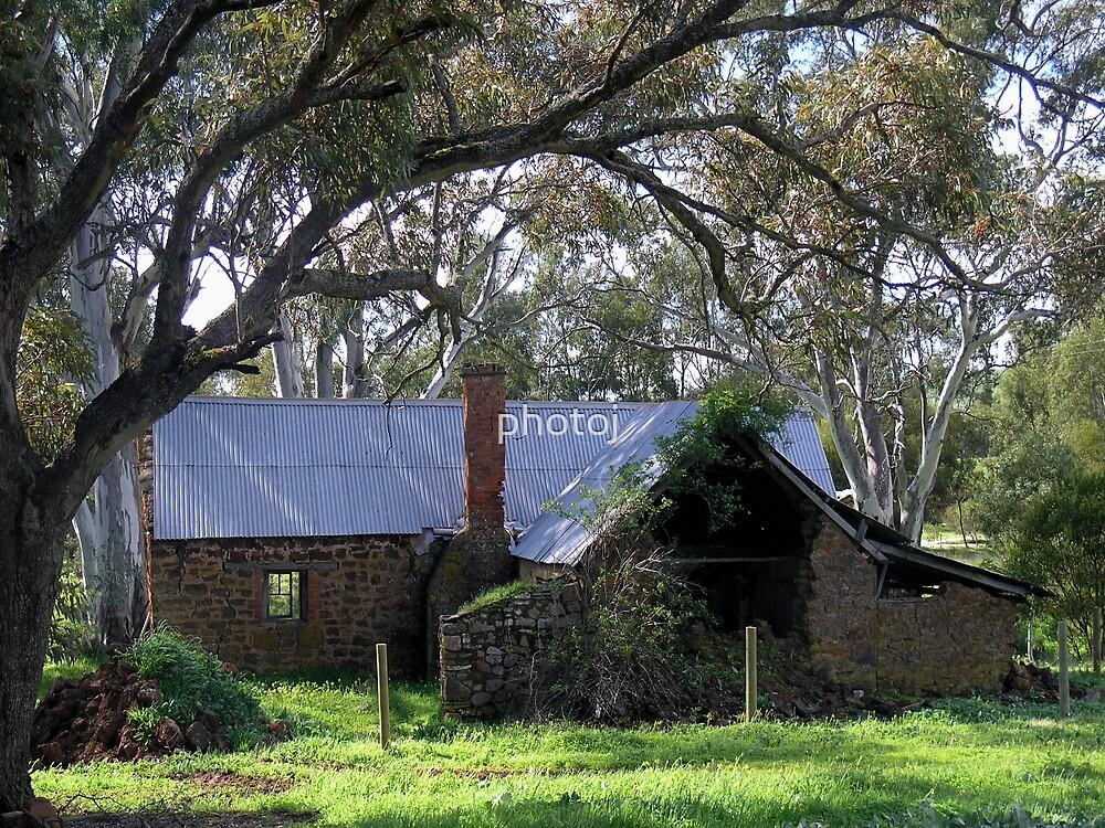 photoj Australia-South Australia's homestead by photoj