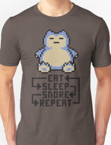 The Snorlax Song T-Shirt