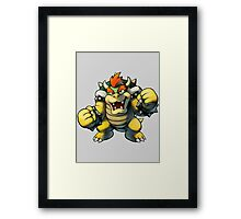 Bowser Framed Print