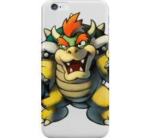 Bowser iPhone Case/Skin