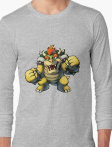 Bowser Long Sleeve T-Shirt