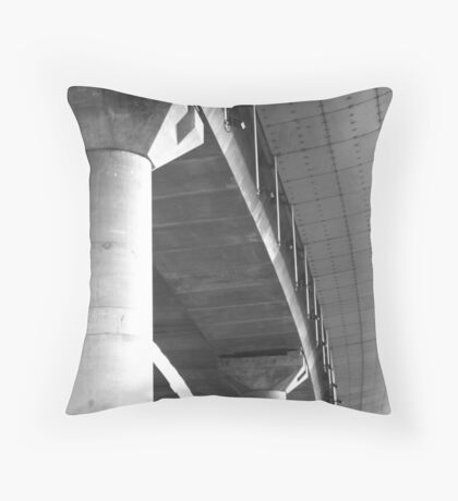 freeway # 5 Throw Pillow