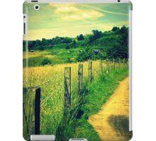 Hedge View iPad Case/Skin