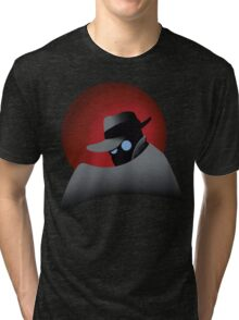 Beware the Gray Ghost!!! Tri-blend T-Shirt