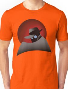 Beware the Gray Ghost!!! Unisex T-Shirt