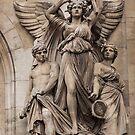 Sculptures At The Opera - 1 © by © Hany G. Jadaa © Prince John Photography