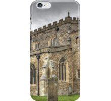 Saxon Church  iPhone Case/Skin