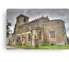 Saxon Church  Metal Print