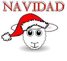 Fleece Navidad by mralan