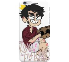 Markiplier- King of Five Nights at Freddy's iPhone Case/Skin