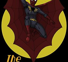 The Spider-Bat! by VinnyLiverpool