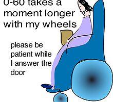Please wait Postie! by toakley