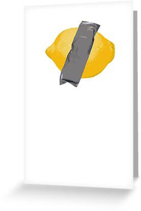 The Lemon is in Play by kjen20