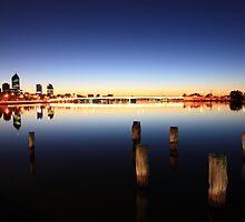 Perth Dawn by adamadam