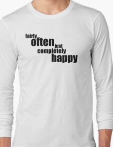 Arthur Shappey Long Sleeve T-Shirt