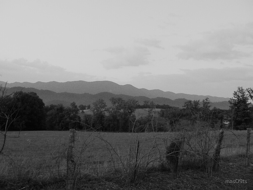 Appalachian Mountains by mas09ts