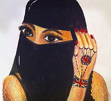 British Muslim Girl  by BeenaKhan